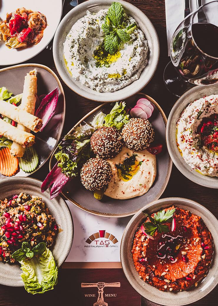 Authentic Turkish Cuisine